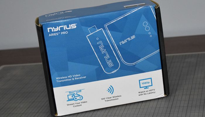 NYRIUS ARIES PRO Wireless HD Video Kit Review