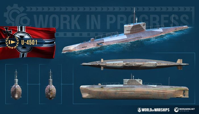World of Warships: Hands On With Submarines