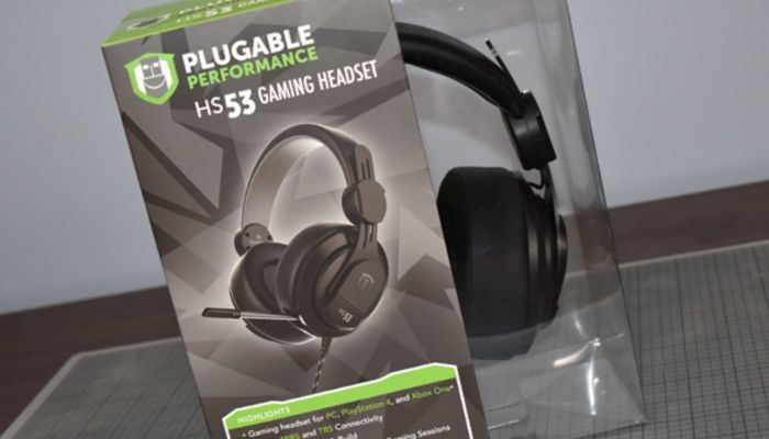 Plugable Performance HS53 Onyx Gaming Headset Review