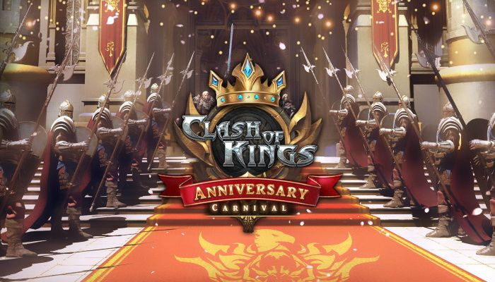 Comrade Recruitment Event for the 5th Anniversary of Clash of Kings Has Begun! (SPONSORED)