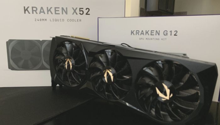 Mod Diary: Water Cooling Your GPU with the Kraken G12 (ft