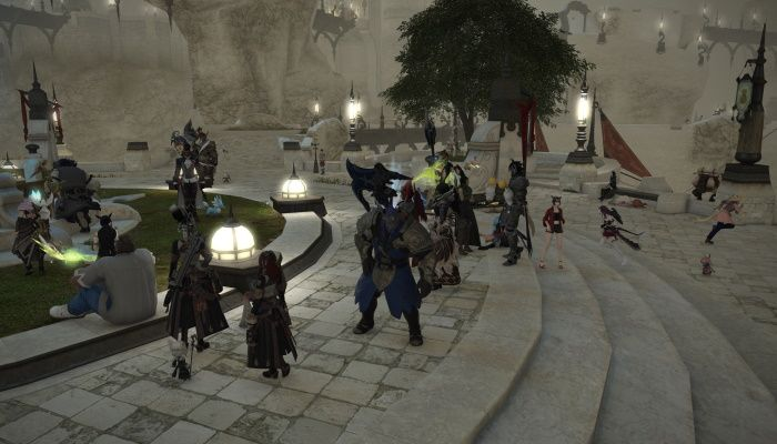 Final Fantasy XIV - The Dark Side Of The Community