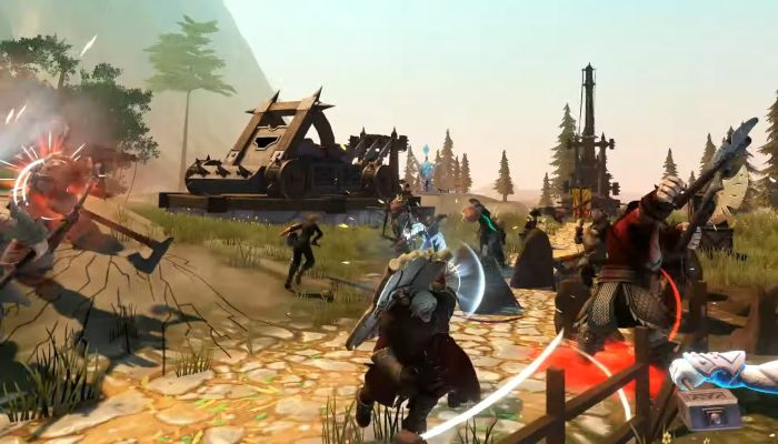 Crowfall - A Chat With The Devs - MMORPG com