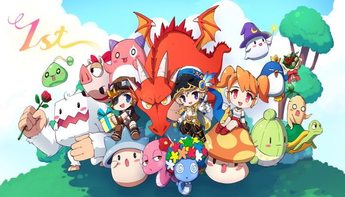 MapleStory M Celebrates 1 Year Anniversary With Exclusive Interview