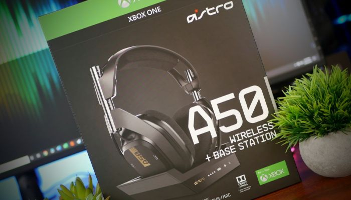ASTRO A50 (Gen 4) Wireless Gaming Headset Review