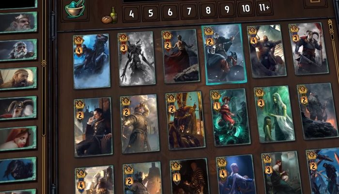Gwent On Mobile: Features It Needs To Compete