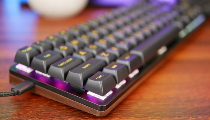 Unick Woo-dy Mechanical Keyboard Review: Good Wood