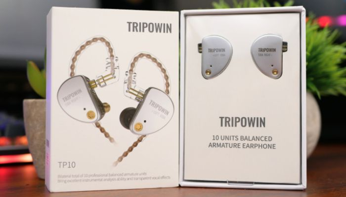 Tripowin TP10 10-Driver IEM Review: 10 Speakers Strong