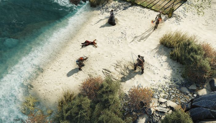 Divinity Original Sin 2: Definitive Edition Nintendo Switch Review