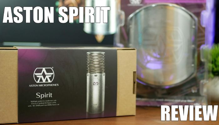 Aston Microphones Spirit Review: Streamers' Best Friend