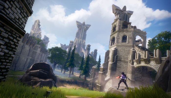Spellbreak Closed Beta Impressions - Slinging Spells And Taking Names