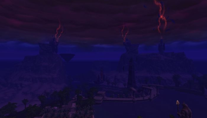 World of Warcraft - The Wrath of N'Zoth