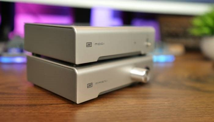 Schiit Audio Magni/Modi DAC and Headphone Amp Review