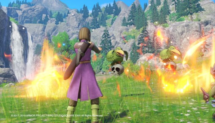 Dragon Quest XI S: Echoes of an Elusive Age - Definitive Edition Impressions