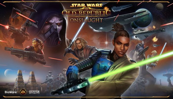 Star Wars: The Old Republic Onslaught Impressions