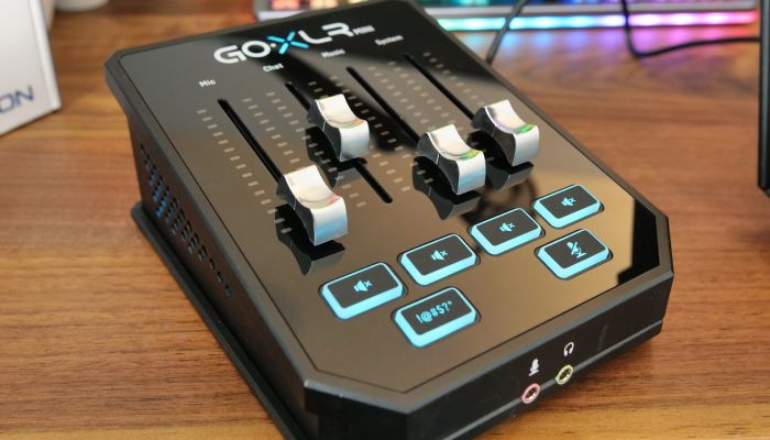 GoXLR Mini USB Audio Interface Review: Accessible and Excellent