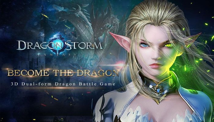 Dragon Storm Fantasy - Become The Dragon (SPONSORED)