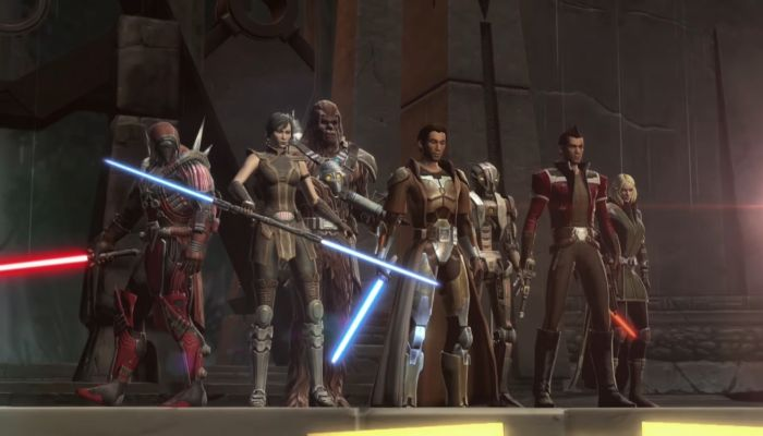 Star Wars: The Old Republic..With Kids!