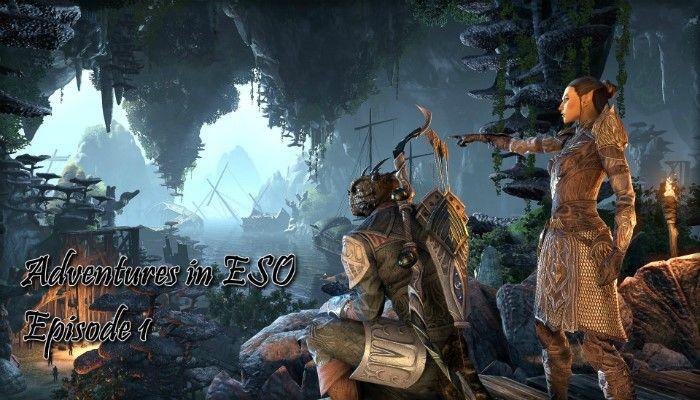Adventures In The Elder Scrolls Online - Episode 1