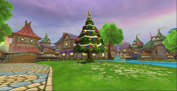 Wizard101 Holiday Festivities 2019 Edition