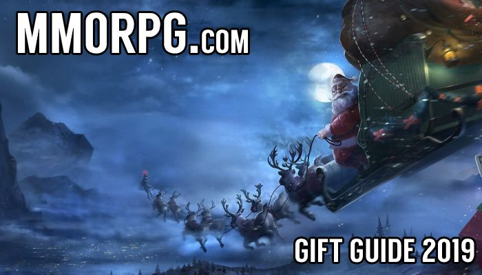 MMORPG Holiday Gift Guide 2019
