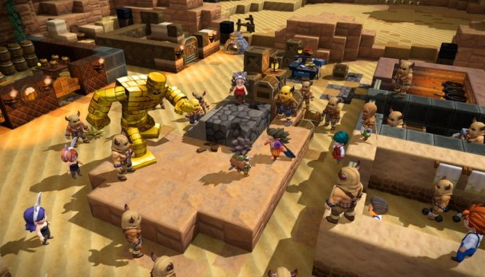Dragon Quest Builders 2 PC Review - It Takes A Village
