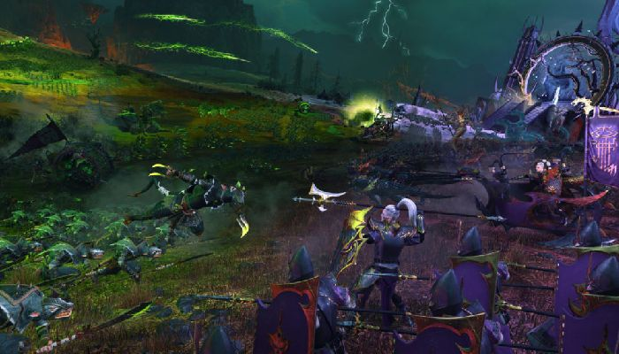 Total War: Warhammer II - The Shadow and The Blade Impressions
