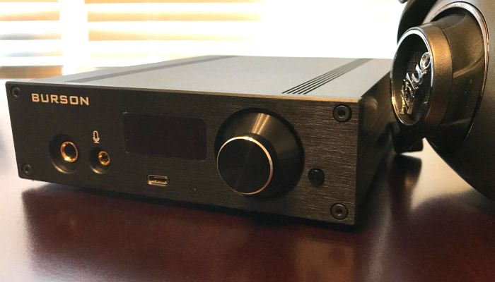 Burson Audio Playmate DAC/Amp Review: Come Out And Play