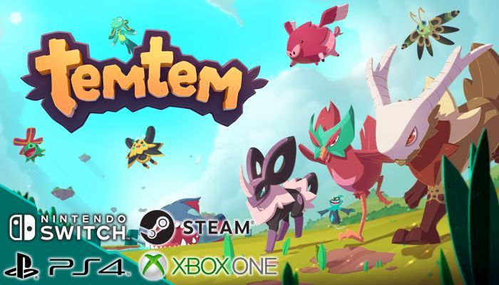 TemTem Might Be the Pokémon MMO I've Always Wanted