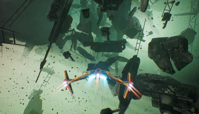 EVERSPACE 2: Hands-on at PAX South
