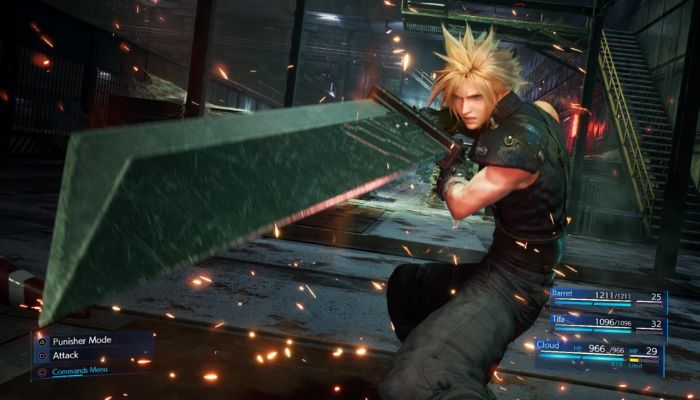 I Can't Wait For The Final Fantasy VII Remake