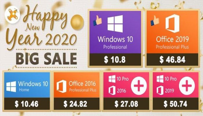 GoodOffer24 2020 New Year Sale: Up To 30% Off! (SPONSORED)