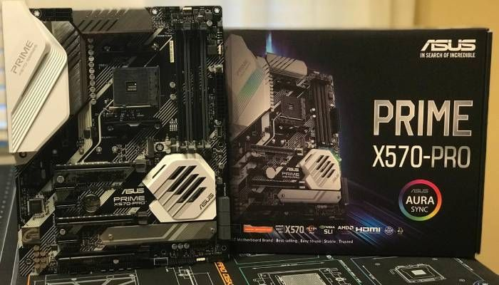 ASUS Prime X570-Pro Motherboard Review