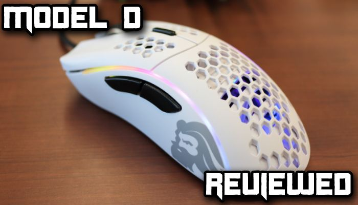Glorious PC Gaming Race Model D Mouse Review