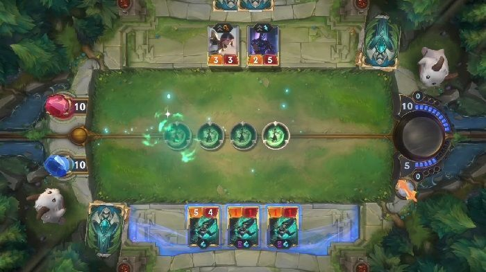 Legends of Runeterra Strikes the Balance Between Hearthstone and Magic