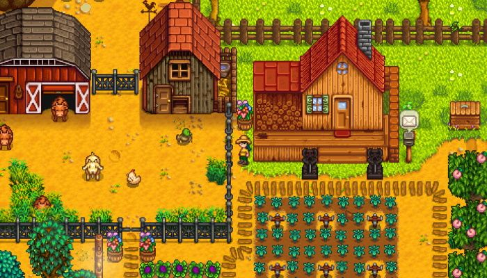 Stardew Valley...With Kids!