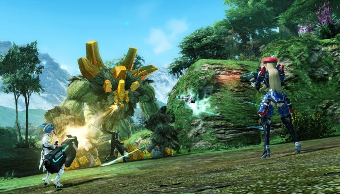 Opinion: Phantasy Star Online 2 Feels Like A Free To Play Version Of FFXIV