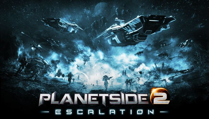 Planetside 2 Escalation Looks To Build On 7 Years Of  The Experience - Interview With Rogue Planet Games
