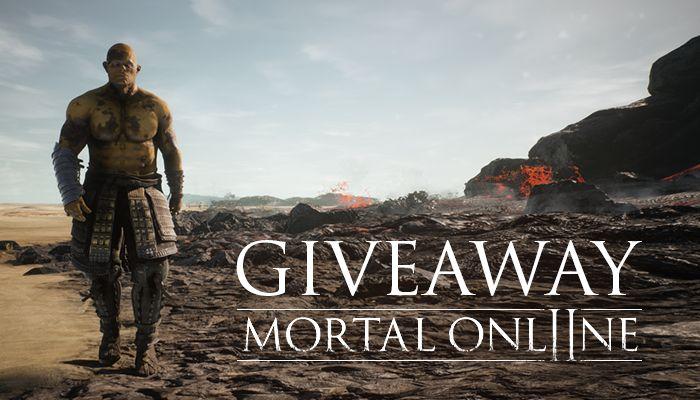 ¡Sorteo de claves beta de Mortal Online 2!