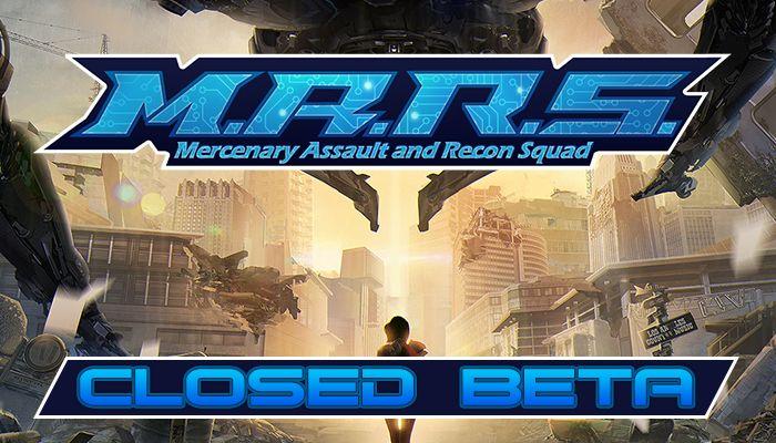 Sorteo clave de la beta de Mercenary Assault Recon Squad