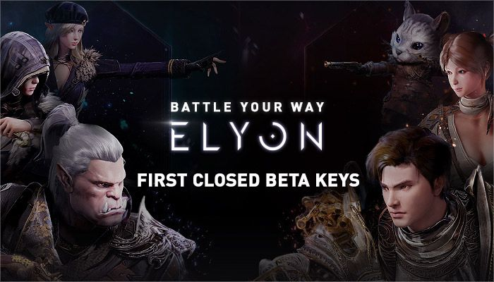 Elyon Closed Beta Test Code Giveaway!