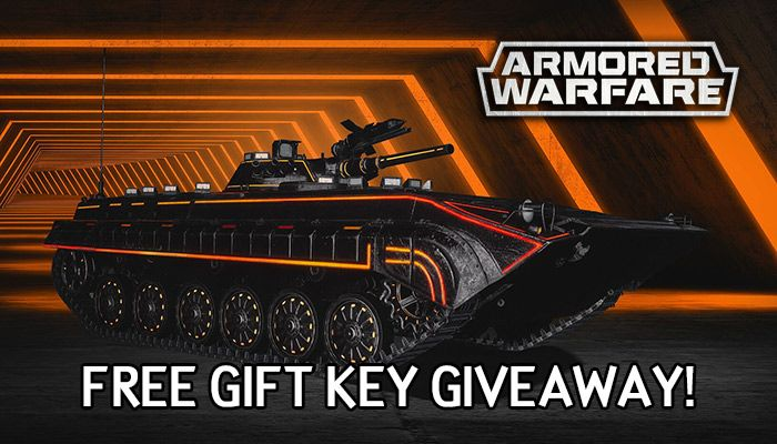 Armored Warfare - Seasons Gift Key Key Giveaway (EU Only) - Armored Warfare News