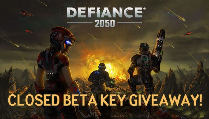 Defiance 2050 Beta Key Giveaway!  (PC) - Defiance 2050 Giveaways
