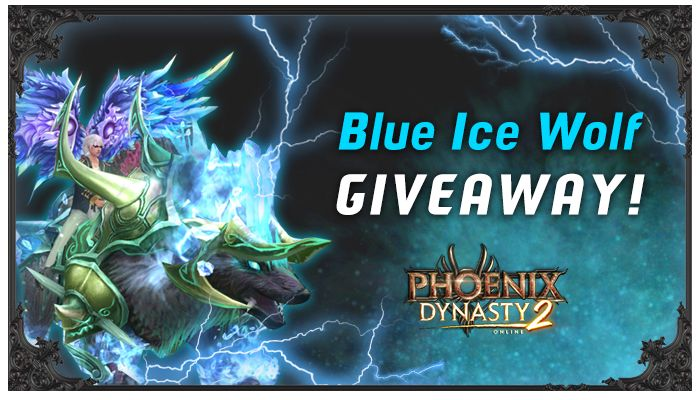 Phoenix Dynasty 2 - Phoenix Dynasty 2 Free Mount Giveaway!
