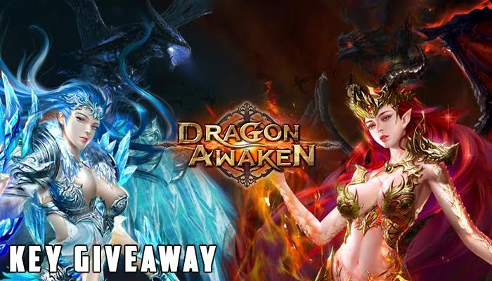 Dragon Awaken Gift Key Giveaway!