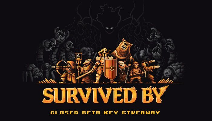 Survived By Steam Key Giveaway! - Survived By News
