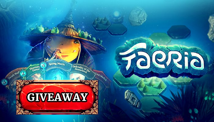 Faeria: Fall of Everlife Steam Key Giveaway!