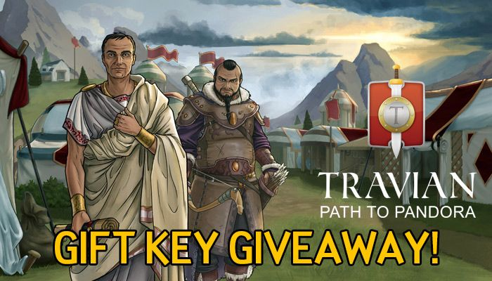 Travian: Legends - Path to Pandora Beta Keys! - Travian News