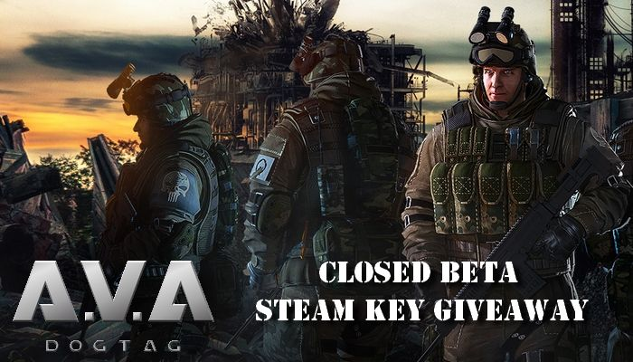 A.V.A:  Dog Tag Closed Beta Key Giveaway!