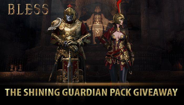 Bless Online Shining Guardian Pack - Bless Online Giveaways